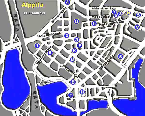 Kallion Kartta