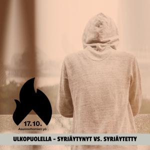 Kopio ULKOPUOLELLA - SYRJÄYTETTY VS. SYRJÄYTYNYT(1)